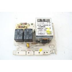 55X9021 VEDETTE EG8081-F/FF n°55 module de puissance lave linge