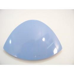 C00076447 INDESIT N°3 Poignée bleu pour lave linge