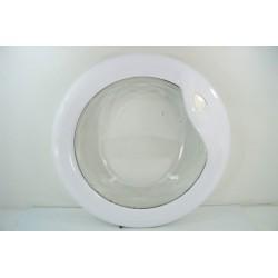 41018440 CANDY GC1361D n°43 Hublot complet pour lave linge
