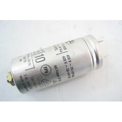 1663720 MIELE G571 n°102 Condensateur 10µF pour lave vaisselle