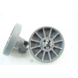 SMEG LSA4745B n°28 Roulettes panier inférieur pour lave vaisselle