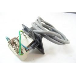 41026934 CANDY CDF8647 n°105 Filtre antiparasite pour lave vaisselle
