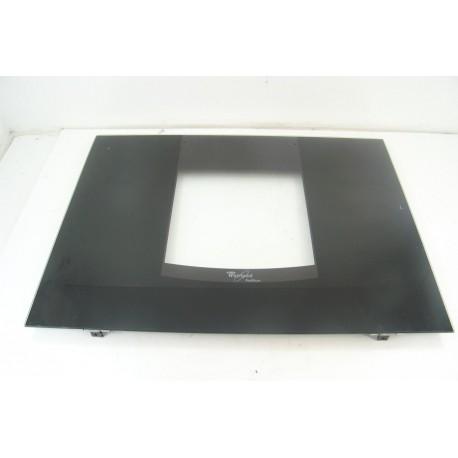 481241618159 whirlpool akz384 n 68 vitre exterieur porte de four. Black Bedroom Furniture Sets. Home Design Ideas