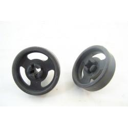 HAIER DW9-TFE3ME-F n°29 Roulettes panier inférieur pour lave vaisselle