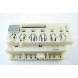 00491659 SIEMENS SE25A263/47 n°110 module de commande pour lave vaisselle