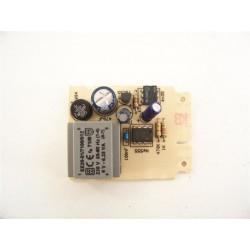 ARISTON AL98XFR n°38 fiche contrôle de conductibilité pour lave linge