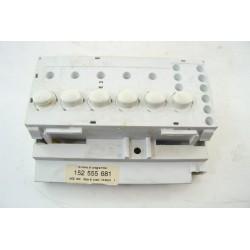 1525556807 FAURE LVS768 N°74 programmateur pour lave vaisselle