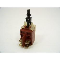 2201920500 BEKO WMB6506 n°8 Interrupteur pour lave linge