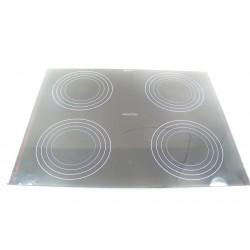 4198590 MIELE KM96-2 N° 5 Dessus de verre pour plaque induction