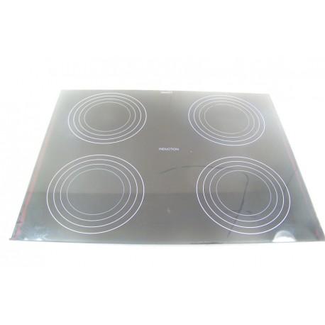 4198590 miele km96 2 n 5 dessus de verre pour plaque induction. Black Bedroom Furniture Sets. Home Design Ideas
