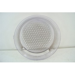 50099083003 ZANUSSI n°104 hublot plastique pour hublot sèche linge