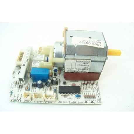 261037 BOSCH WFF1120 n°13 Programmateur de lave linge
