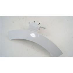 1327920102 ELECTROLUX EWP1474TDW n°162 Poignée de porte pour lave linge