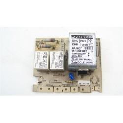 52X0302 VEDETTE VMT1043-D/DF N° 100 module de puissance pour lave linge
