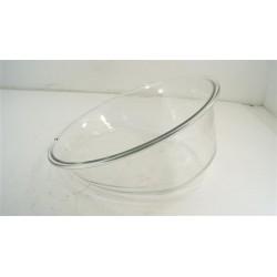 C00116553 ARISTON AML125FR n°63 verre de hublot pour lave linge