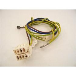 C00091633 ARISTON INDESIT n°47 faisceau d'alimentation pour Antiparasite de lave linge