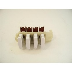 91201694 CANDY ALCL126 n°31 clavier pour lave linge