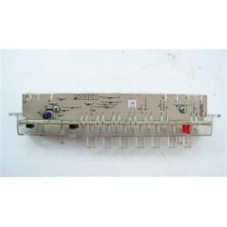 C00143537 LL66XFR ARISTON N°39 Carte touches pour lave vaisselle