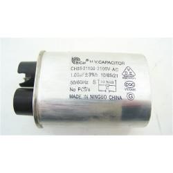 TRISTAR MW2902 N°8 Condensateur 1µF CH85-21100 2100V pour four a micro-ondes