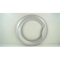 20202022A HAIER HW70-12811-F n°165 Cadre avant de hublot pour lave linge