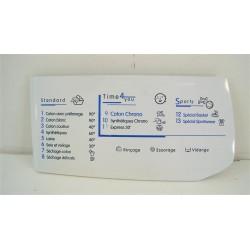 C00117453 INDESIT WIDL146FR N°1 Facade de Boîte à produit pour lave linge