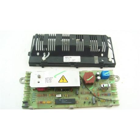 4558491 MIELE WT 746 n°1 module de puissance pour lave linge