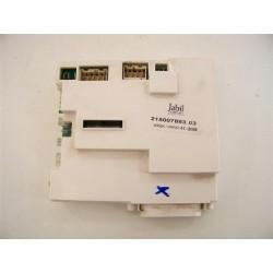 95306380000 INDESIT ISL60V n°11 Module pour sèche linge