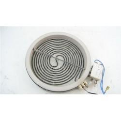 72X0822 DE DIETRICH DCV968B n°106 foyer D180cm pour cuisinière