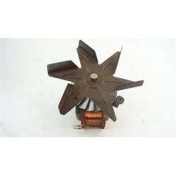 C00140299 SCHOLTES INDESIT n°7 ventilateur de chaleur tournante pour four