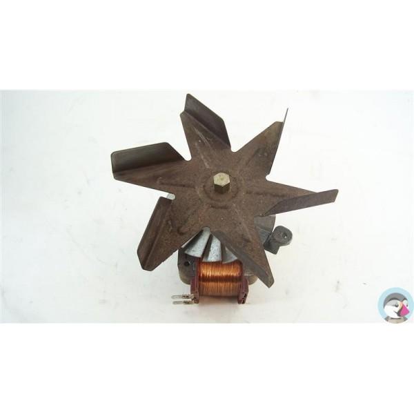 SCHOLTES INDESIT n°7 ventilateur de chaleur tournante pour four