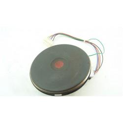 C00030938 SCHOLTES CI66MW N°9 Plaque électrique 180MM 2KW pour cuisinière