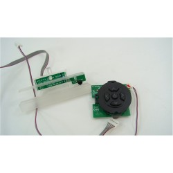 TCL F50S3803 N°101 clavier et récepteur infra-rouge Pour téléviseur
