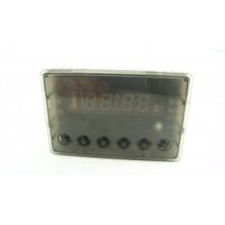 44003074 CANDY FPP647W n°80 Programmateur pour four