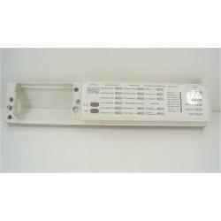 3848227 MIELE T699C N°84 Bandeau et programmateur pour sèche linge