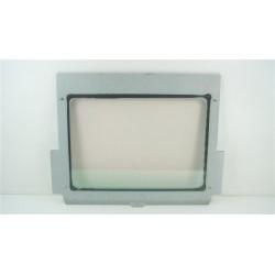 C00094461 SCHOLTES FX46.1IX n°107 Vitre de séparation de porte pour four
