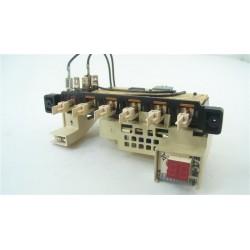 481927638311 BAUKNECHT WAT6563WS-F n°74 clavier pour lave linge