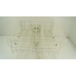 C00118143 ARISTON LV661ABK n°36 panier supérieur de lave vaisselle