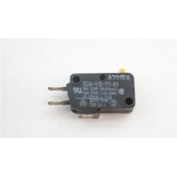 SAMSUNG MW108L n°3 Switch SZM-V16-FD-61 pour four a micro-ondes