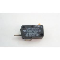 SAMSUNG MW108L n°25 Switch SZM-V16-FD-63 pour four a micro-ondes