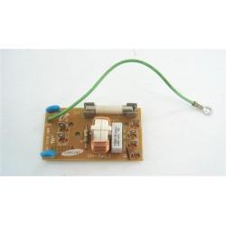 SAMSUNG MW108L n°22 carte filtre d'alimentation pour micro-ondes