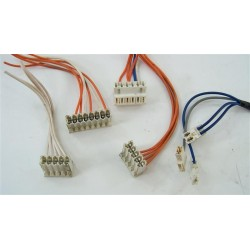 FAURE FWT3101 N°30 Connectique de câblage du programmateur pour lave linge