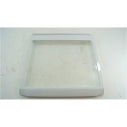 372A74 SAMSUNG RSA1DTPE n°44 Etagère verre 30.5x29.4 pour congélateur