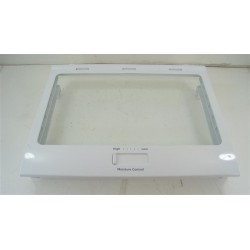 DA64-02860A SAMSUNG RR82FHSW n°46 Etagère verre de bac à légumes 37X47.8 pour réfrigérateur