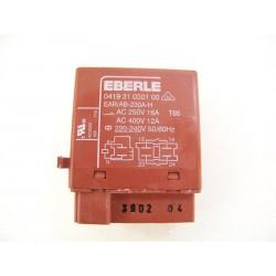 BRANDT EFH502F n°14 relais thermique pour sèche linge