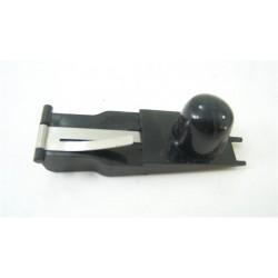 31X8598 DE DIETRICH DVI440BE1n°130 Bouton noir pour lave vaisselle