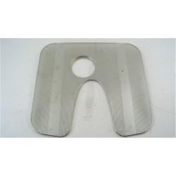 32X0266 DE DIETRICH DVI440BE1 n°116 Filtre tamis inox pour lave vaisselle d'occasion