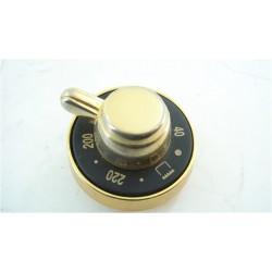 74X4315 DE DIETRICH DOP455EF11 n°120 Bouton thermostat de four