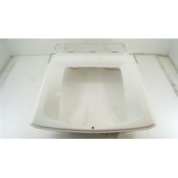 57X0985 THOMSON AIR609C n°118 Dessus d'habillage de porte pour sèche linge