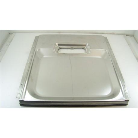 91750202 ROSIERES LVI256 N°3 contre porte inox lave vaisselle