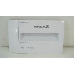 2893009617 ESSENTIEL B ELF614D4 N°13 Facade de Boîte à produit pour lave linge